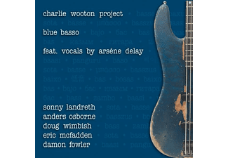 Charlie Wooton Project - BLUES BASSO  - (CD)