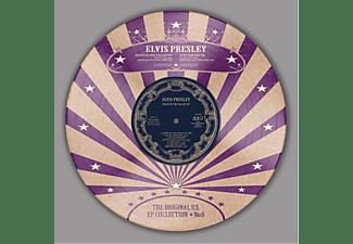 "Elvis Presley - EP COLLECTION.. -10""-PD-  - (EP (analog))"