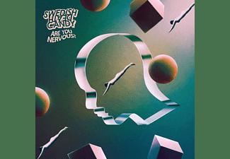 Swedish Death Candy - Are You Nervous?-Digi-  - (CD)