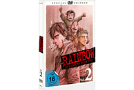 Rainbow: Die Sieben von Zelle Sechs - Vol.2 [DVD]