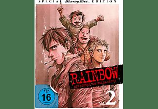 Rainbow: Die Sieben von Zelle Sechs - Vol.2 Blu-ray