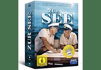 Zur See (Inkl.Bonus DVD Und Seesack) DVD