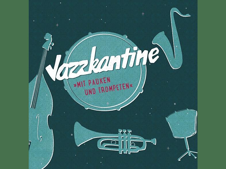 Jazzkantine - Mit Pauken und Trompeten [LP + Bonus-CD]