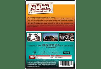 My Big Crazy Italian Wedding DVD