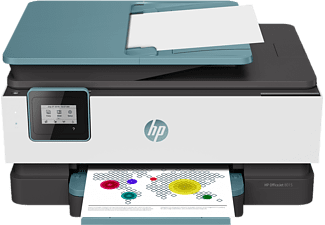 HP Imprimante multifonction OfficeJet 8015 (4KJ69B)
