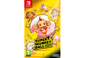 Switch - Super Monkey Ball : Banana Blitz HD /F