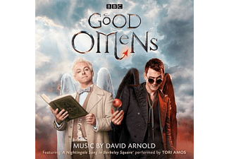 Ost-original Soundtrack Tv - Good Omens  - (CD)