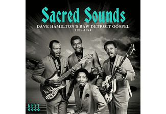 VARIOUS - Sacred Sound-Raw Detroit Gospel 1969-1974  - (CD)