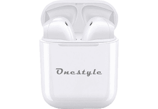 CORN TECHNOLOGY Onestyle TWS-BT-V10, In-ear Headset Bluetooth Weiß