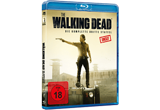 The Walking Dead - Staffel 3 Blu-ray