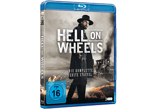 Hell on Wheels - Staffel 1 Blu-ray