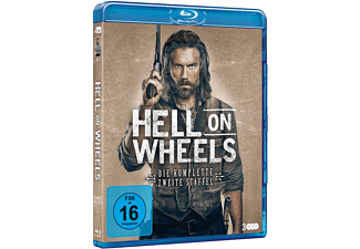 Hell on Wheels - Staffel 2 Blu-ray
