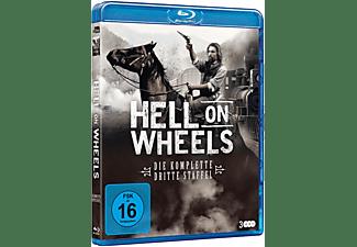 Hell on Wheels - Staffel 3 Blu-ray