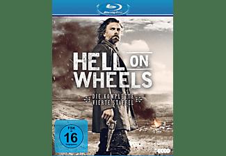Hell on Wheels - Staffel 4 Blu-ray