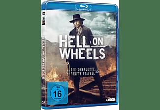 Hell on Wheels - Staffel 5 Blu-ray