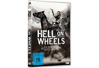 Hell on Wheels - Staffel 3 DVD