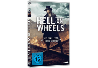 Hell on Wheels - Staffel 5 DVD