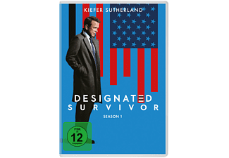 Designated Survivor - Staffel 1 DVD