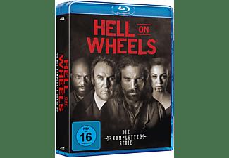 Hell On Wheels - Staffel 1-5 Blu-ray