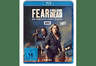 Fear The Walking Dead-Staffel 4 Blu-ray