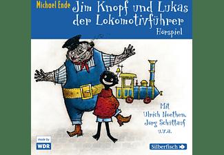 - Jim Knopf und Lukas der Lokomotivführer  - (CD)