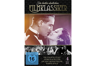 Die besten deutschen Filmklassiker DVD