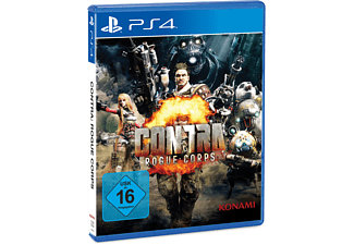 Contra: Rogue Corps - [PlayStation 4]