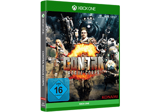 Contra: Rogue Corps - [Xbox One]