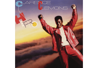 Clarence Clemons - HERO  - (CD)