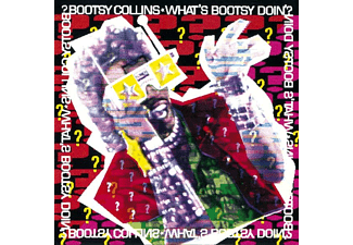 Bootsy Collins - WHAT'S BOOTSY DOIN'?  - (CD)