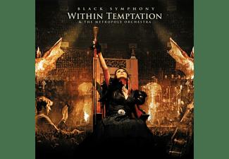 Within Temptation, Metropole Orchestra - BLACK SYMPHONY (COLOURED)  - (Vinyl)
