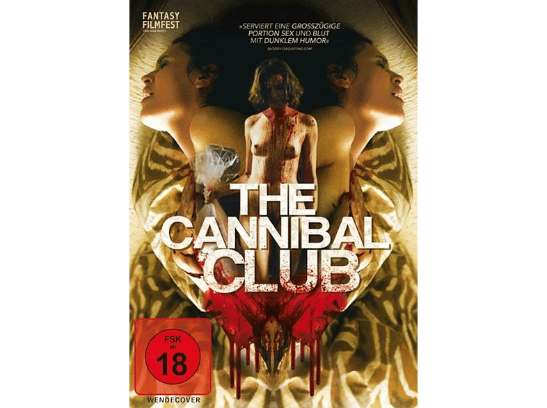 The Cannibal Club (uncut) [DVD]