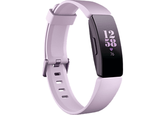 FITBIT Inspire HR - Fitness-Tracker (Lila)