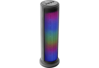 MUSIC SOUND BT LED - Altoparlante Bluetooth (Nero)