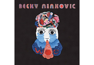 Becky Ninkovic - Woe  - (CD)