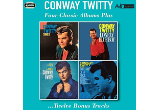 Conway Twitty - FOUR CLASSIC (BOX SET)  - (CD)