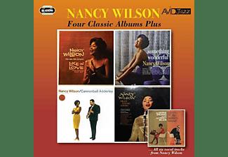 Nancy Wilson - FOUR CLASSIC (BOX SET)  - (CD)
