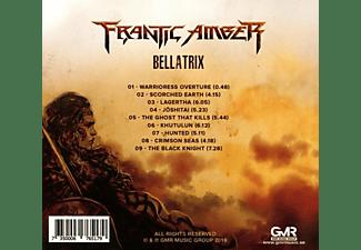 Frantic Amber - Bellatrix  - (CD)