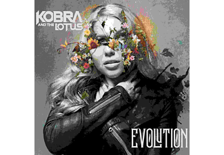 Kobra & The Lotus - Evolution  - (Vinyl)