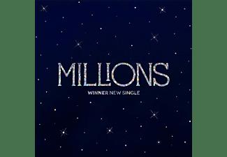 Winner - Millions  - (CD)