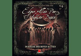 Edgar Allan Poe - Im Kreise der roten Kutten-Folge 6  - (CD)