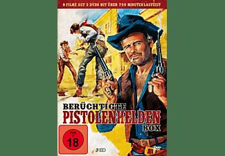 Berüchtigte Pistolenhelden Box DVD