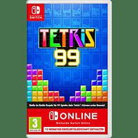Tetris 99 + 1 Jahr Nintendo Switch Online Einzelmitgliedschaft - [Nintendo Switch]