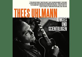 Thees Uhlmann - Junkies und Scientologen (Limited Deluxe Box Set)  - (LP + Bonus-CD)