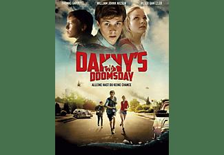 Danny's Doomsday - Alleine hast du keine Chance (Mediabook-Cover B) Blu-ray + DVD