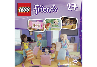 VARIOUS - 027 - LEGO FRIENDS  - (CD)