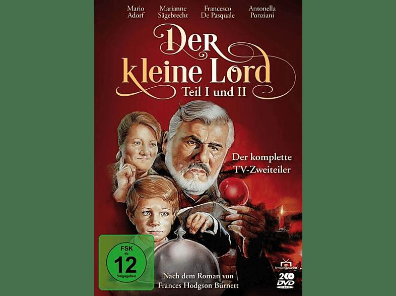 Der kleine Lord-Der komplette Zwe [DVD]