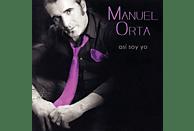 Manuel Orta - Asi Soy Yo - CD