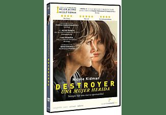 Destroyer: Una Mujer Herida  - DVD