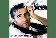 Manuel Orta - Con Los Pasos Cambiaos - CD